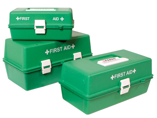 Ferno - First Aid / EMS Cases - Plastic