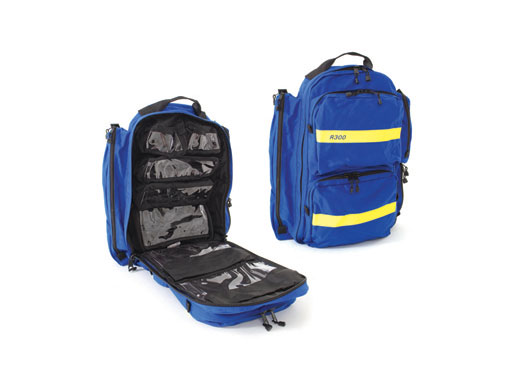 Ferno Paramedic Rescue Backpack R300