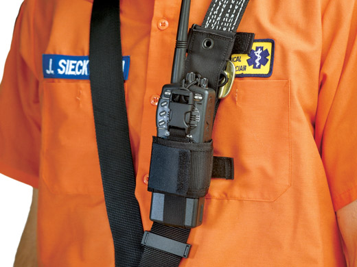 CMC Rescue Radio Holster Harness