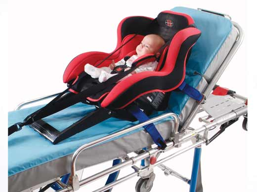 Ferno Baby Capsule/Convertible Chair Harness