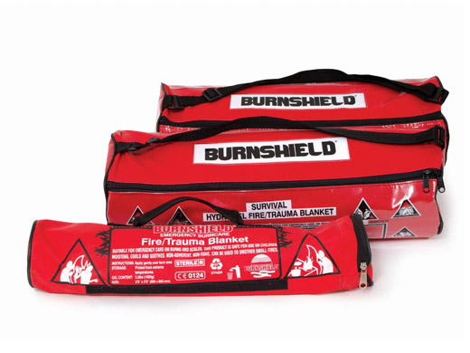 Burnshield Fire/Trauma Blankets
