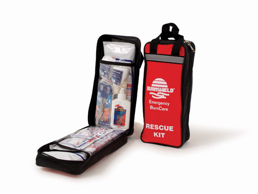 Burnshield Rescue Burns Kit