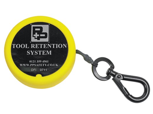 Tool Retention Safety System