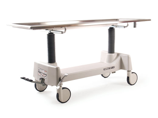 Model 101-H Hydraulic Operating Table