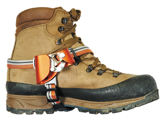 Quick Step Boot Ascender