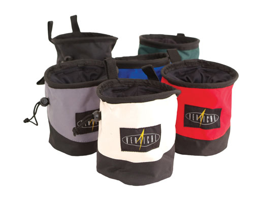 Vertical Chalk Bags