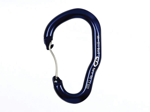 Alloy Wire Gate Karabiner