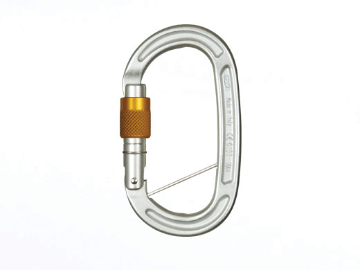 Alloy Screw Gate Karabiner - Pillar EVO