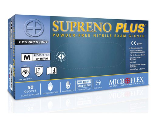 Supreno Plus Nitrile Glove