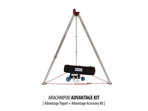 Arachnipod Advantage Kit