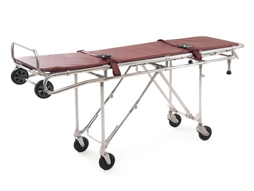 Model 23 Roll-In Style, One-Man® Mortuary Cot