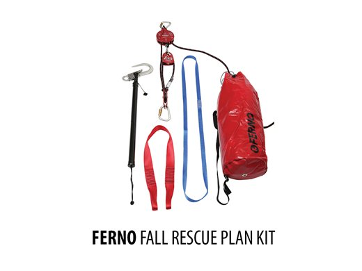 Ferno Fall Rescue Plan Kit
