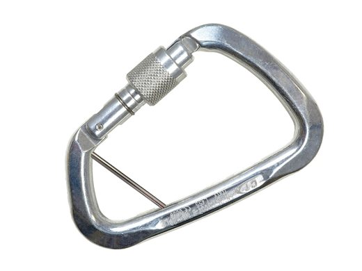 Alloy Screw Gate Karabiner