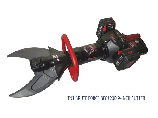TNT Brute Force 9 inch Cutter