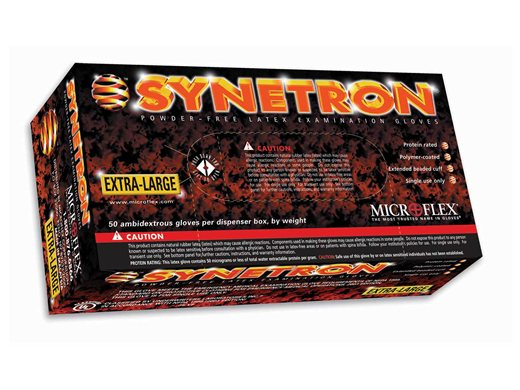 Synetron Plus Latex Glove
