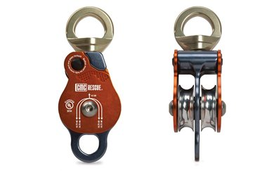 CMC Swivel Double Pulley
