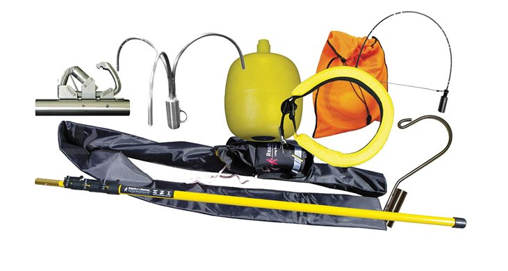 Reach and Rescue Pole Kit