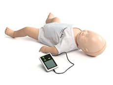 Laerdal Resusci Baby with QCPR